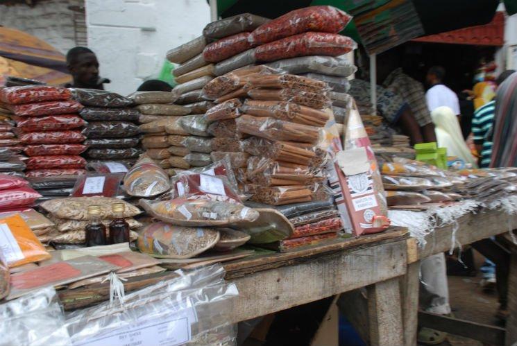 Zanzibar-spices