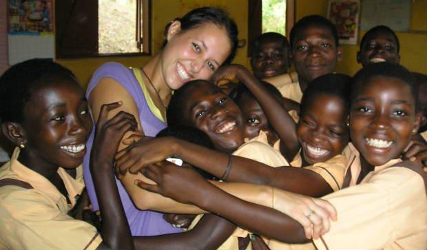Volontärarbete Tanzania